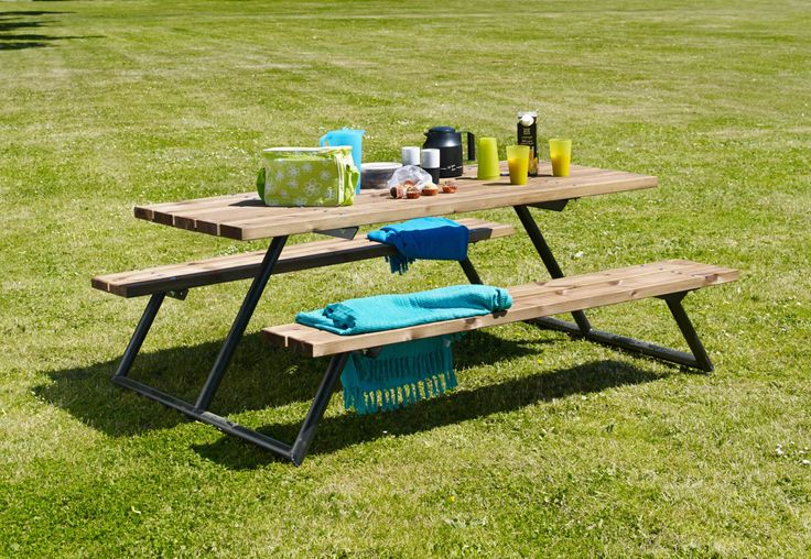 Stockholm picnic