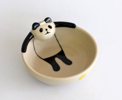Panda bowl