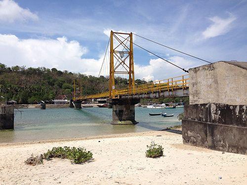 レンボンガン島イエローブリッジ #lembongan #bali #レンボンガン島 #バリ島