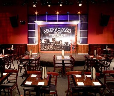 America's Best Comedy Clubs: Gotham Comedy Club