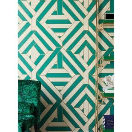 Die besten 25+ Geometrische tapete Ideen auf Pinterest Moderne - dekorative geometrische muster interieur