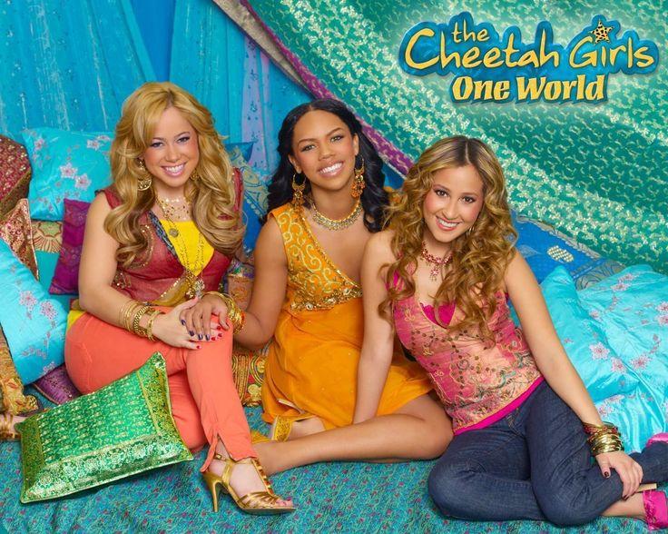 Cheetah Girls One World<3