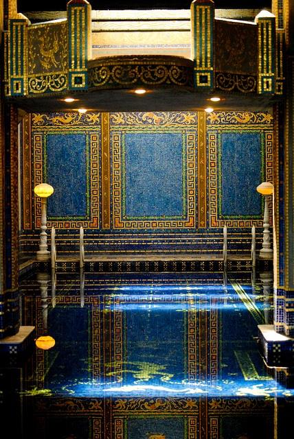 61 best images about hearst castle on pinterest - Hearst castle neptune pool swim auction ...