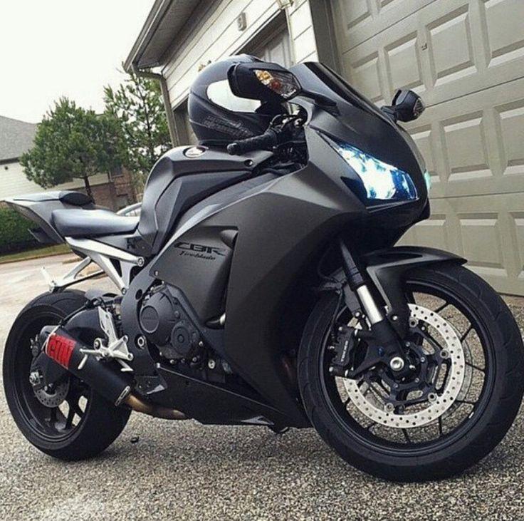 Um sonho que um dia vou realizar Honda Cbr 1000 RR