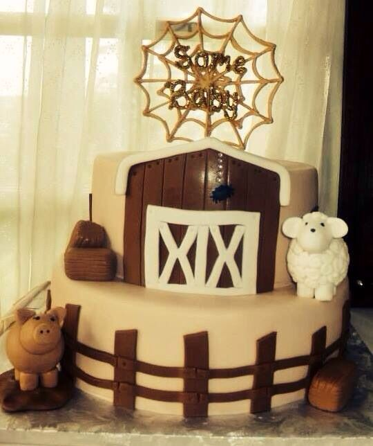 56 Best Baby Shower- Charlotte's Web Themed (Because I'm A Control Freak) Images On Pinterest