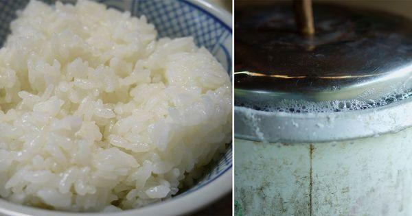 Forskarna: Därför har du kokat ris på fel sätt i hela ditt liv