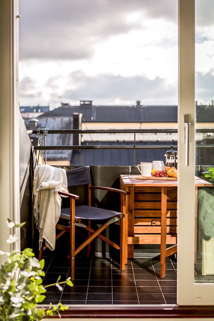 Hangmat Voor Op Balkon.Klein Balkon Inrichten Bekijk Alle Stijlen En Ideen Voor Je Uw