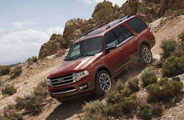 2016 ford expedition offroad