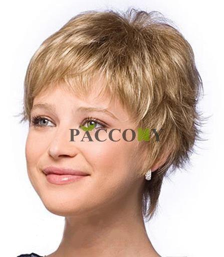Short Carefree Hairstyles For Women Stylish Beautiful
