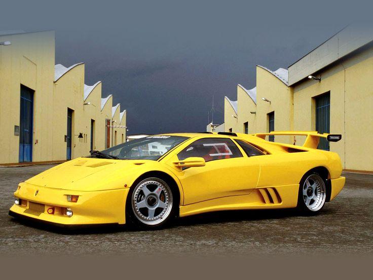 Lamborghini's Greatest: Diablo (1990).