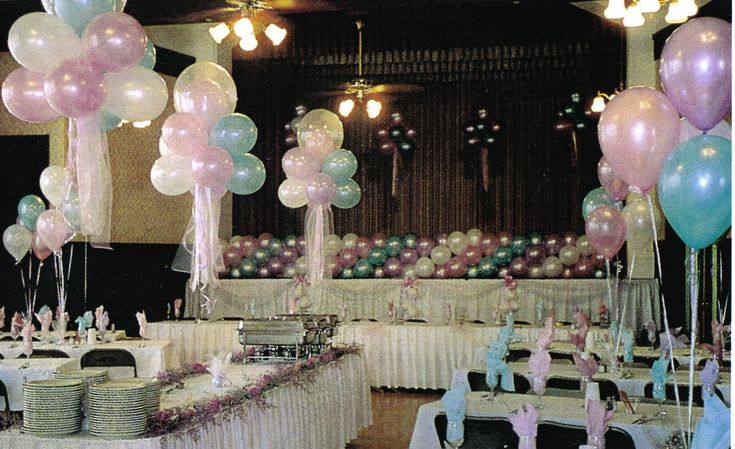 Balloon decoration ideas balloon decorations for wedding for Balloon decoration for weddings