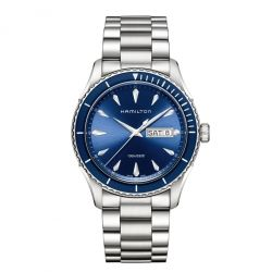 HAMILTON Jazzmaster Seaview Stainless Steel Bracelet H37551141