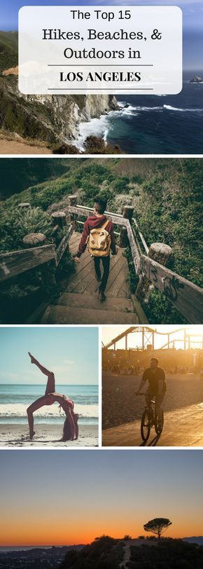 Here's our list of the best outdoor locations and events in Los Angeles! From hikes and beaches to scenic overlooks, we've collected the best spots in the city for you, all in one place :) Click on the link to check it out!