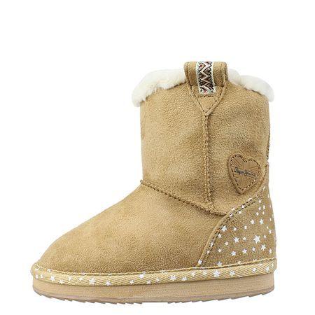 Παιδικά :: Κορίτσι :: Μποτάκια :: PEPE Jeans PGS50088-855 Angel Κάμελ - Παπούτσια Ι troumpoukis.gr