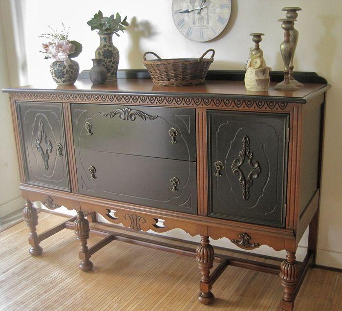 antique dining room sideboard.  https i pinimg com 736x 93 9a 40 939a40a1981ec18