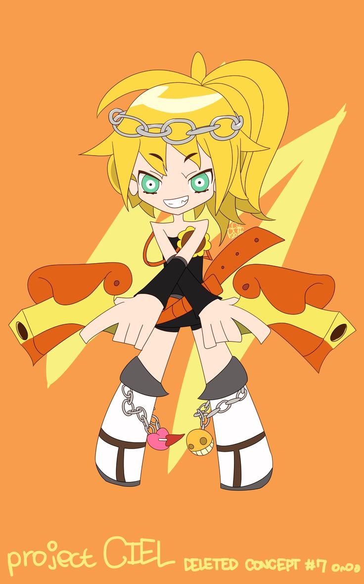 """Project CIEL Deleted concept """"Panty Stocking with Gerterbelt"""" Edition!"""