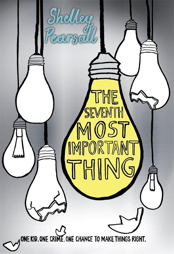 The Seventh Most Important Thing by Shelley Pearsall | SLJ Review