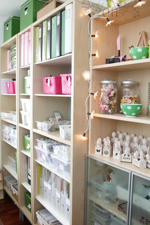 heart handmade uk craft room storage getting motivated and organized anna siggas lovely