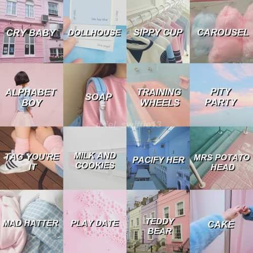 Pastel Aesthetic