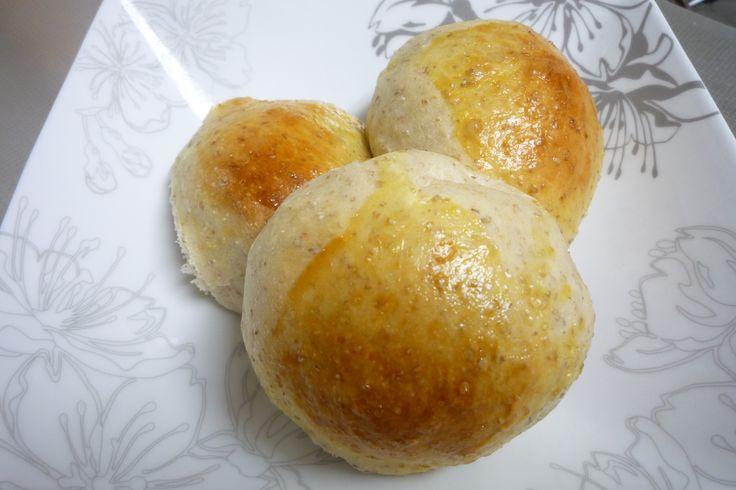 ライ麦入りパン