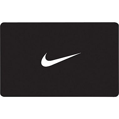 Nike gift card is always a good choice for Ryan.