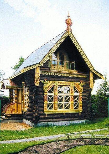Гостевые и мини-дома