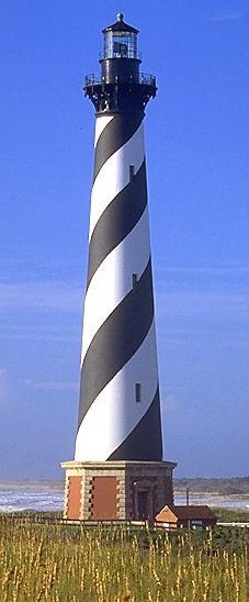 Cape Hatteras Light  Cape Hatteras National Seashore, North Carolina