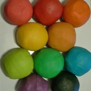 Hmm kinda cool!! Maybe worth a try!!  Homemade play dough