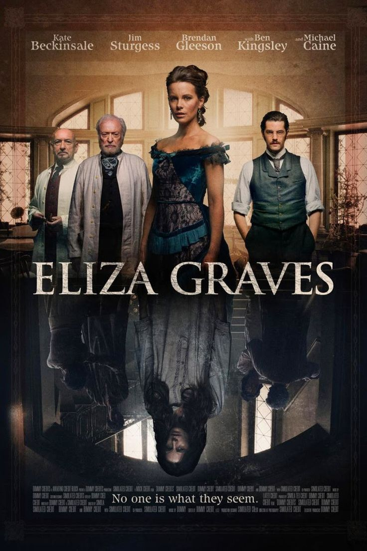 #StonehearstAsylum (Eliza Graves) (2014) Обитель проклятых English,Russian #ElizaGraves A recent medical school grad who takes a position at a mental institution soon finds himself taken with one of his colleagues -- though he has no initial idea of a recent, horrifying staffing change. Director: Brad Anderson Writers: #Joe #Gangemi (screenplay), #Edgar #Allan #Poe (based on a short story by) Stars: #Kate #Beckinsale  #Jim #Sturgess  #David #Thewlis