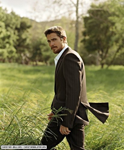 Christian. Bale.
