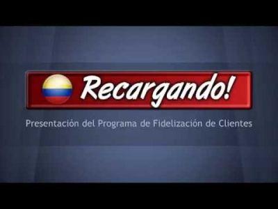 ¡Dinero Con Recargas en Antioquia!