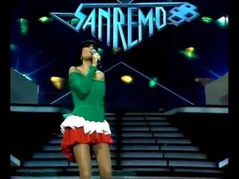 Loredana Berté - IO (Sanremo 1988)