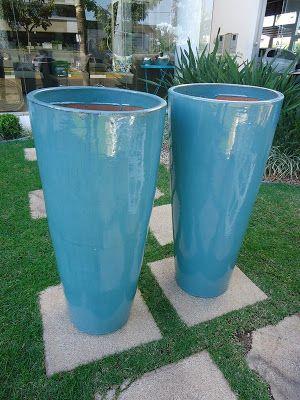 Construindo um Castelinho: Vasos Vietnamitas