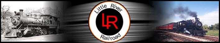Steam Train rides Little River Railroad