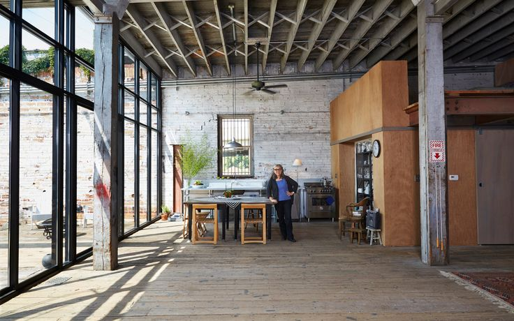 Warehouse Renovation Commercial Property Industrial Exterior Design