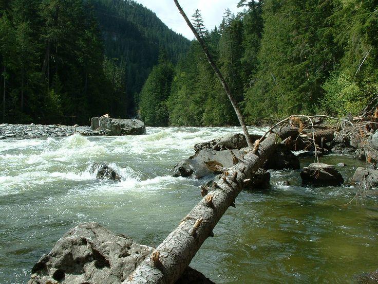 Green River BC Canada
