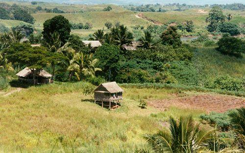 Solomon Islands Geography