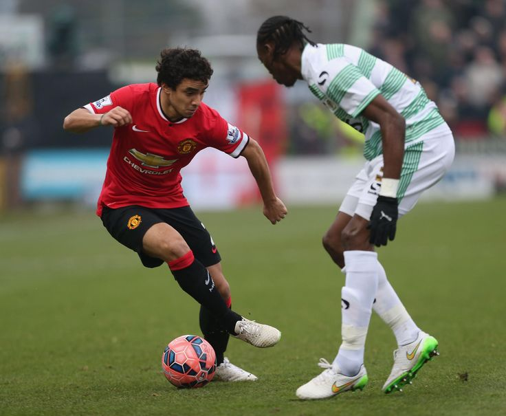 Manchester United manager Louis van Gaal says Rafael and Luke Shaw picked up new injuries in the FA Cup win at Yeovil Town. The boss reveals Rafael has a suspected fractured cheekbone and Shaw suffered an ankle injury.
