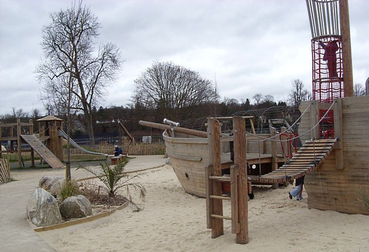 Gallery | Natural Outdoor Wooden Play Equipment & Design - Timberplay