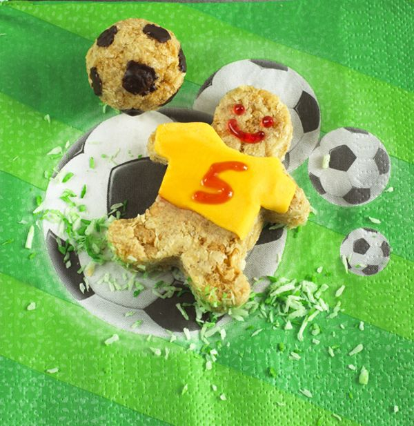 Football World Cup Recipes
