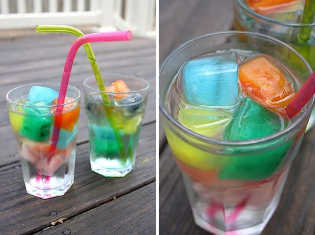 Best 25+ Colored ice cubes ideas on Pinterest | Baby activity ...