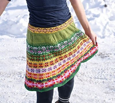 so cute knit skirt... soon