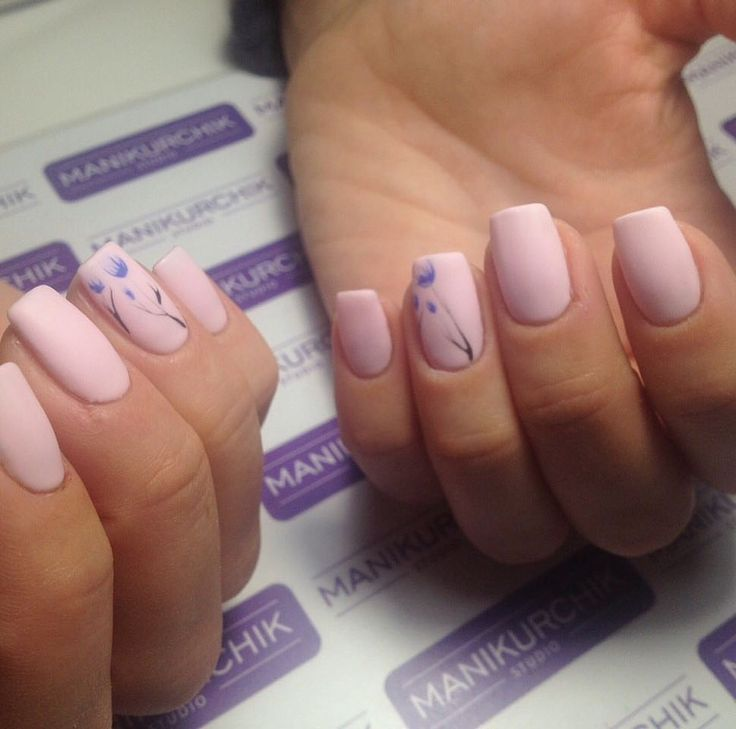 The 424 best Pink nails images on Pinterest