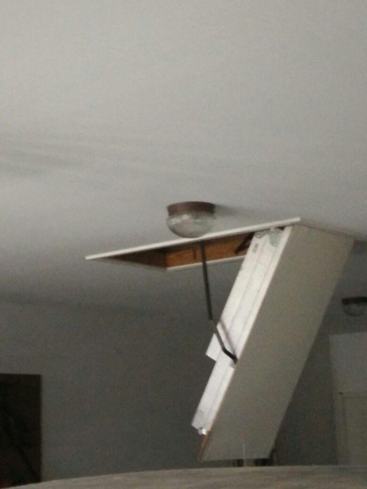 Garage light fixture