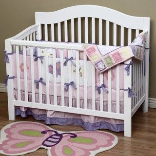 Joella crib Delta Richmond White Wood 4-in-1 Convertible Crib | Overstock.com Shopping - Great Deals on Delta Cribs