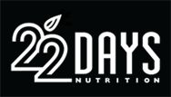 All meals from 22 Days Nutrition are 100 percent plant-based and delivered once a week. Ingredients are non-GMO, gluten-free, soy-free, dairy-free and organic.