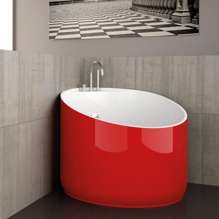 Mini Red Ferrari - Vasche da Bagno