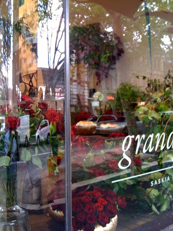 Sydney's Grandiflora with Saskia Havekes' two new Magnolia perfumes