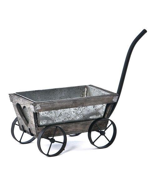 1000 Ideas About Metal Cart On Pinterest: 1000+ Ideas About Wagon Planter On Pinterest