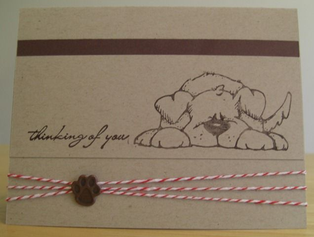 Pet Sympathy Card by jenn47 - Cards and Paper Crafts at Splitcoaststampers